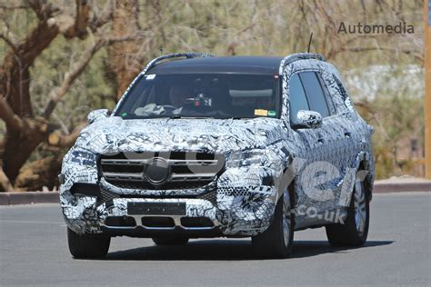 fiat ducato erlkönig new mercedes gls 2019 prices specs and release date
