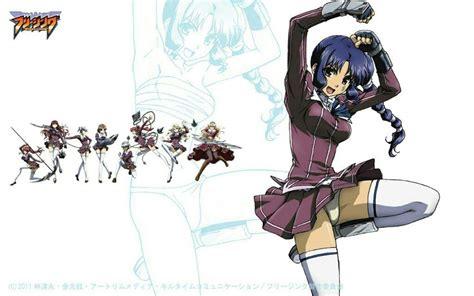 freezing anime personajes freezing anime amino