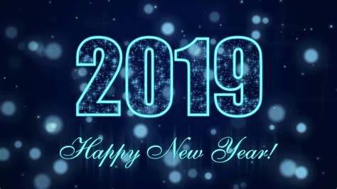 3d Wallpaper Hd 2019 by Happy New Year 2019 Wallpapers
