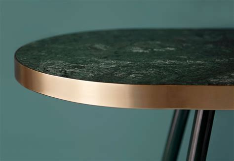 band marble dining table bethan gray design