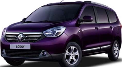 renault lodgy price renault lodgy renault lodgy 110ps rxl renault lodgy