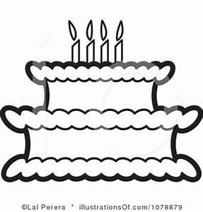 Cake Birthday P Ski Clipart | Volvoab