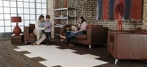 Lino En Dalle : tout conna tre sur les dalles de moquette de linoleum et ~ Premium-room.com Idées de Décoration