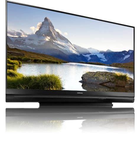 52 Inch Mitsubishi Tv by Mitsubishi Wd 73c12 73 Inch 1080p 120 Hz Dlp Home Cinema