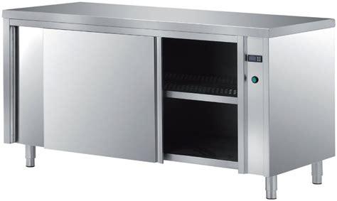 etuve cuisine meuble étuve chaud adossé p 700 mm stl sarl