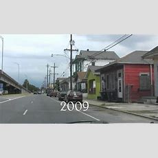 New Orleans Katrina Then And Now May 2009 Youtube