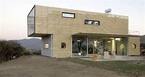 Was Braucht Man Zum Haus Bauen : ein haus aus berseecontainern ~ Lizthompson.info Haus und Dekorationen