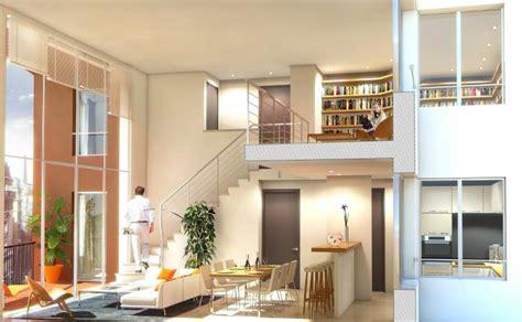 canapé méridienne convertible appartement moderne 13 rue de patay