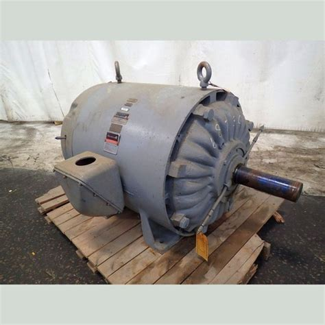 Electric Motors For Sale by Reliance Electric Motor Supplier Worldwide Used 125 Hp
