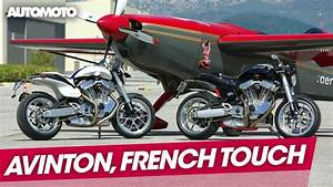 Moto Française Marque : avinton caf racer et moto fran aise d 39 exception youtube ~ Medecine-chirurgie-esthetiques.com Avis de Voitures