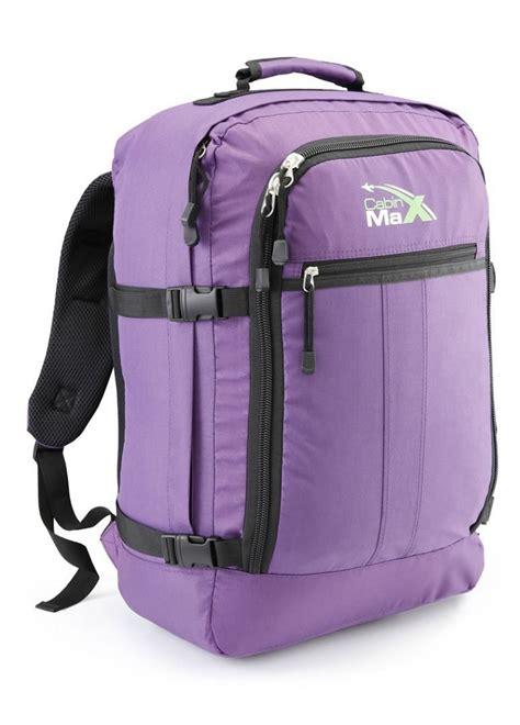 cabin max backpack bag    maximum allowance