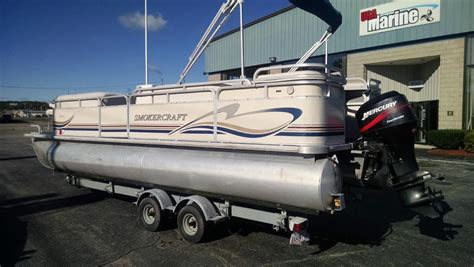 Smoker Craft Pontoon by Smoker Craft Pontoon Boats For Sale