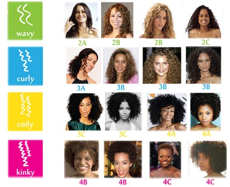 All Hair Types by Hair Care Guide For All Hair Types Curly Hair Tips