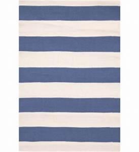 Teppich Landhausstil Blau : teppich blau wei gestreift haus deko ideen ~ Markanthonyermac.com Haus und Dekorationen
