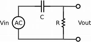 capacitors and rc filters fiz ix With rc filter circuit