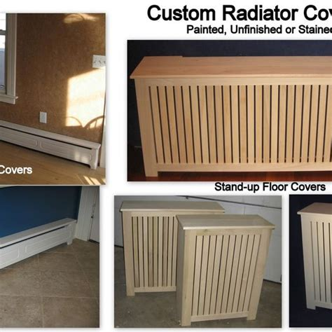 custom baseboard radiator cover  woodwright innovations