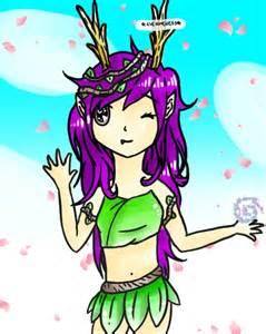 Enchanted Oasis Ihascupquake Fan Art