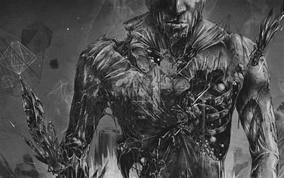 Dark Wallpapers Artistic Abstracto Arte Fondos Anatomy