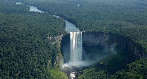 Top Greatest Highest Waterfalls The World