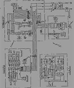 Air Conditioner Wiring Diagram  For Rops Cab   15001-16486