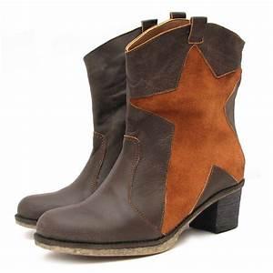 botas vaqueras de mujer online