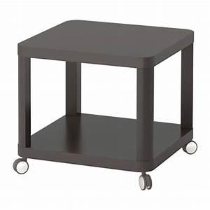 Ikea Table Appoint : tingby table d 39 appoint roulettes gris ikea ~ Teatrodelosmanantiales.com Idées de Décoration