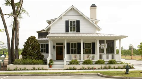 17 Southern Living Low Country House Plans That Celebrate