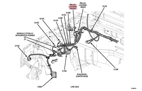 2010 Jeep Wrangler Unlimited Sport Wiring Diagram by Jeep Jk Wrangler Rubicon Locker Modifications Hacks