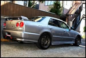 Nissan Skyline R34 4 Door
