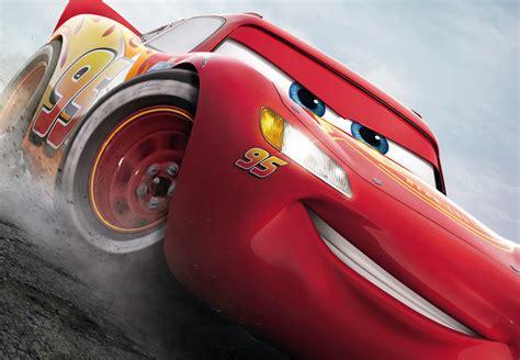 Wallpaper Lightning Mcqueen, Cars 3, Animations, 4k, 2017