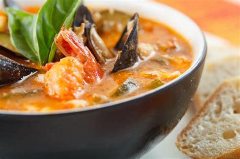 cuisine tahitienne recettes recette de la marmite du pêcheur