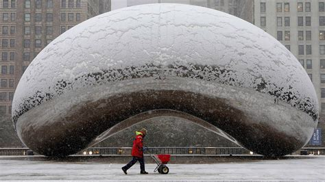 Chicago Likely to See First Measurable Snowfall of the ...