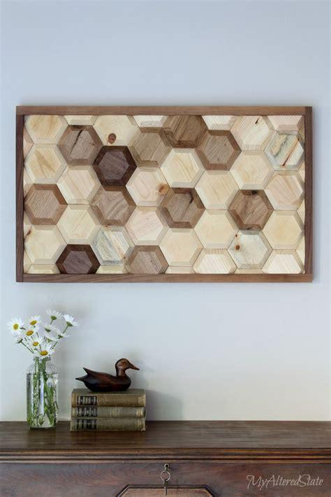 contemporary geometric wall art crafts   amaze