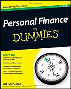 Personal Finance For Dummies: Eric Tyson: 9781118117859 ...