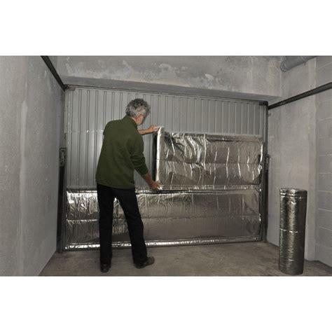 isolant porte de garage kit isolation porte de garage isolant garage pas cher
