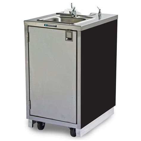 Lakeside 9620 Portable Self Contained Stainless Steel Hand