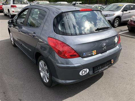 Peugeot Used Cars by Cars Used Peugeot 308 2010 Car A12 Auto