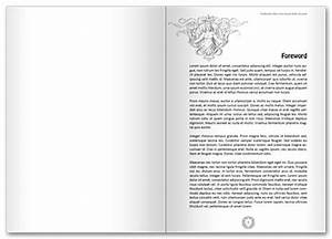 free indesign book template designfreebies With indesign templates for books
