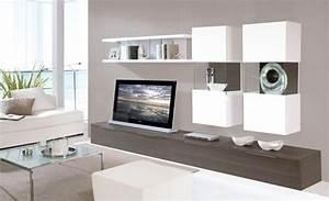 Wohnzimmermöbel Weiß Holz : wohnzimmerm bel tolle wohnwand designs die sie inspirieren wohnzimmer pinterest ~ Frokenaadalensverden.com Haus und Dekorationen
