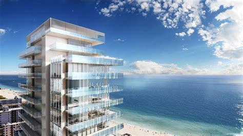 Glass Miami Beach Pre Construction Ultra Luxury Condos On
