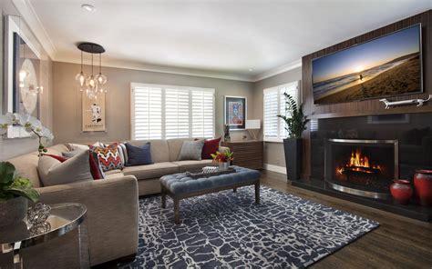 wallpaper design  living room contemporary