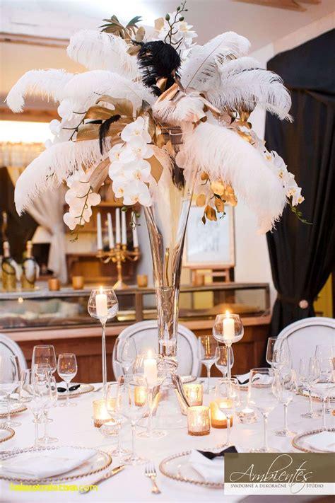 Awesome Great Gatsby Wedding Decoration Ideas #