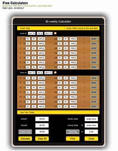 online time sheet calculator