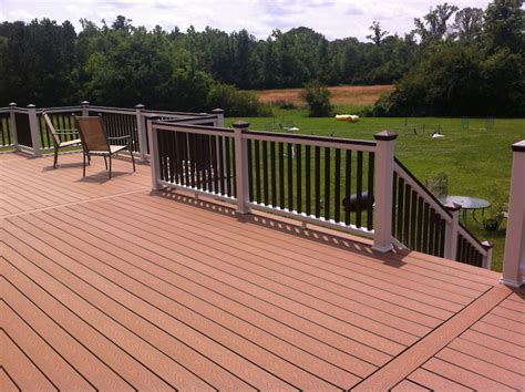 2017 trex decking prices average trex deck cost per
