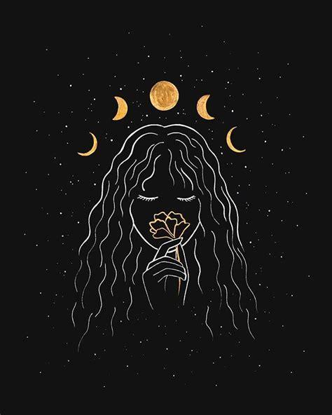 moon phases moon aesthetic wallpaper
