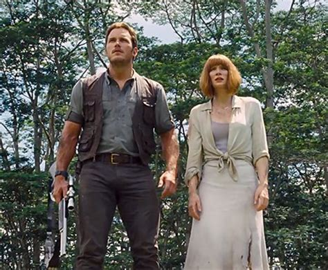 jurassic world actress change jurassic world review only raging dinosaurs can cure