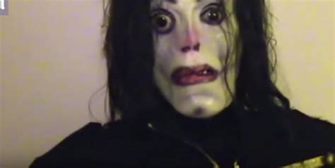 Michael Jackson-style Momo Video Is Scaring The Sh