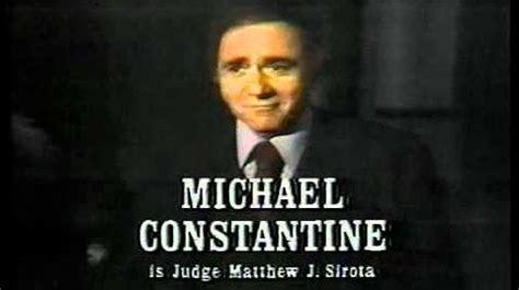 michael constantine night court sirota s court lost 1976 nbc sitcom lost media archive