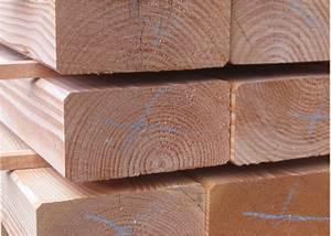 Holz Imprägnieren Außenbereich : douglasie konstruktionsholz 120 x 120 mm holz wohnen ~ Frokenaadalensverden.com Haus und Dekorationen