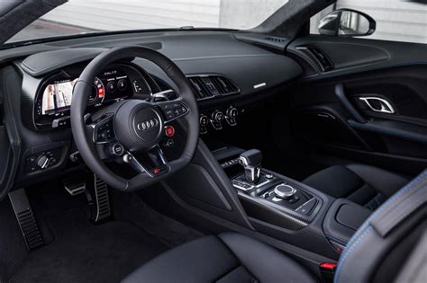 audi r8 interior new audi r8 v10 plus review pictures auto express